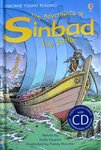 Series 1: The Adventures of Sinbad the Sailor (Book CD) - Usborne Young Reading