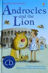 Level 4: Androcles and the Lion (Book CD) - Usborne First Reading