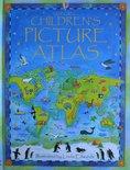 Usborne Children's Picture Atlas - Ruth Brocklehurst & Linda Edwards