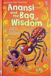 Level 1: Anansi and the Bag of Wisdom - Usborne First Reading