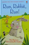 Book 9: Run, Rabbit, Run! - Usborne Very First Reading