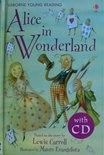 Series 2: Alice in Wonderland (Book CD) - Usborne Young Reading