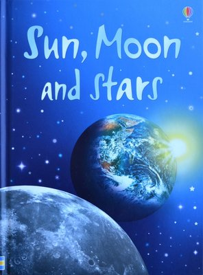 Sun, Moon and Stars - Stephanie Turnbull