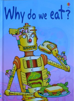 Why Do We Eat? - Stephanie Turnbull