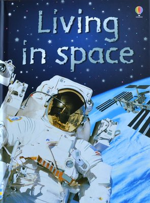 Living in Space - Katie Daynes