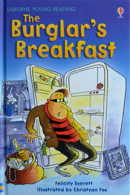 Series 1: The Burglar's Breakfast - Usborne Young Reading