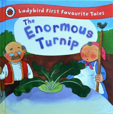 The Enormous Turnip - Irene Yates