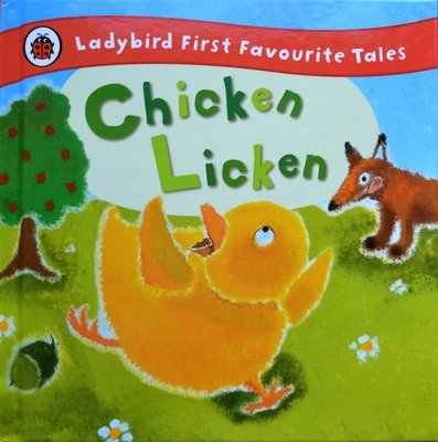 Chicken Licken - Mandy Ross