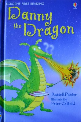 Level 3: Danny the Dragon - Usborne First Reading