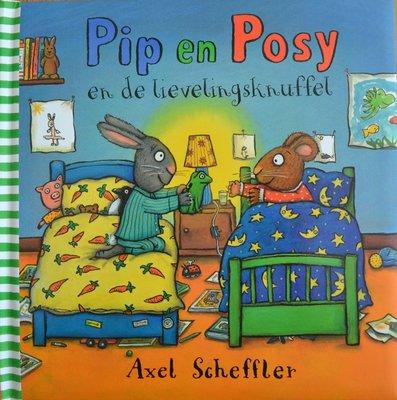 Pip en Posy en de Lievelingsknuffel - Axel Scheffler