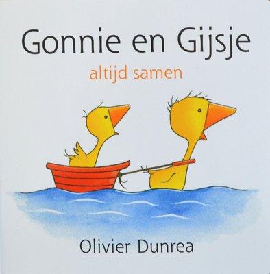Gonnie en Gijsje: altijd samen - Olivier Dunrea