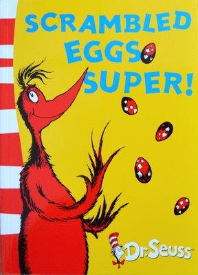 Scrambled Eggs Super! - Dr. Seuss (Yellow Back Book)