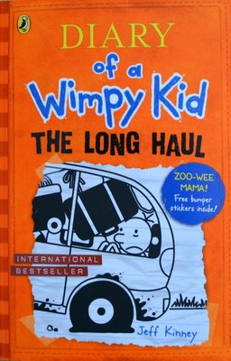 Diary of a Wimpy Kid: The Long Haul - Jeff Kinney