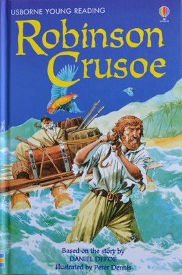 Series 2: Robinson Crusoe - Usborne Young Reading