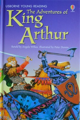 Series 2: The Adventures of King Arthur - Usborne Young Reading