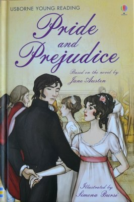 Series 3: Pride and Prejudice - Usborne Young Reading