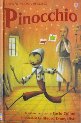 Series 2: Pinocchio - Usborne Young Reading