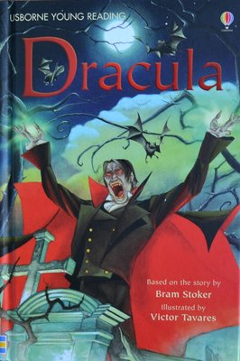 Series 3: Dracula - Usborne Young Reading