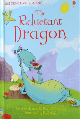 Level 4: The Reluctant Dragon - Usborne First Reading
