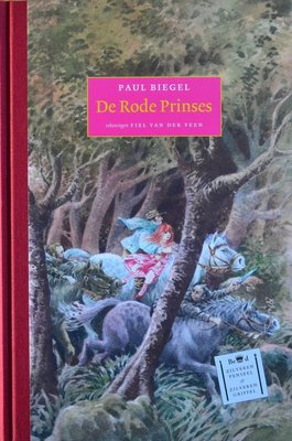 De Rode Prinses - Paul Biegel