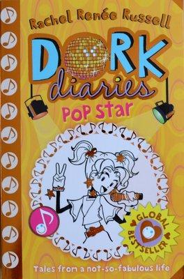 Dork Diaries: Pop Star - Rachel Renée Russell