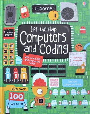Lift-the-flap Computers and Coding - Usborne Flap Book