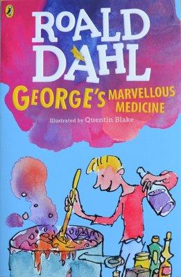 George`s Marvellous Medicine - Roald Dahl