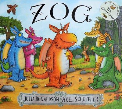 Zog - Julia Donaldson & Axel Scheffler