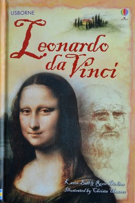 Series 3: Leonardo da Vinci - Usborne Young Reading