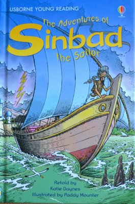 Series 1: The Adventures of Sinbad the Sailor - Usborne Young Reading
