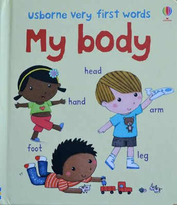 My Body - Usborne Very First Words