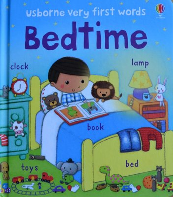 Bedtime - Usborne Very First Words