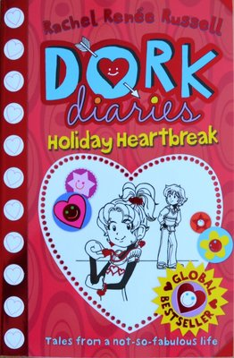 Dork Diaries: Holiday Heartbreak - Rachel Renée Russell