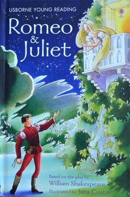 Series 2: Romeo & Juliet - Usborne Young Reading