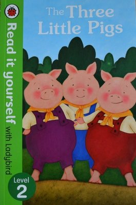 The Three Little Pigs - Level 2
