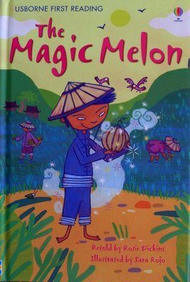 Level 2: The Magic Melon - Usborne First Reading