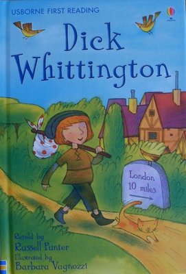 Level 4: Dick Whittington - Usborne First Reading