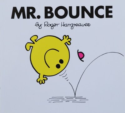 Mr. Bounce - Roger Hargreaves