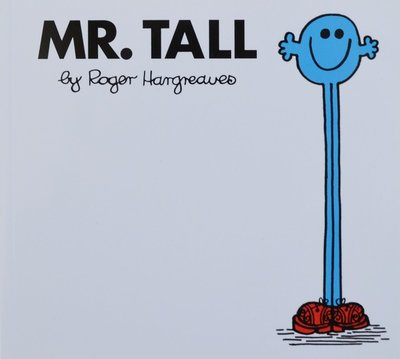Mr. Tall - Roger Hargreaves