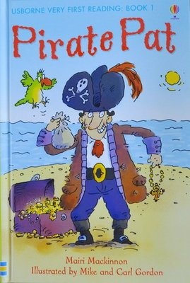 Book 1: Pirate Pat - Usborne Very First Reading