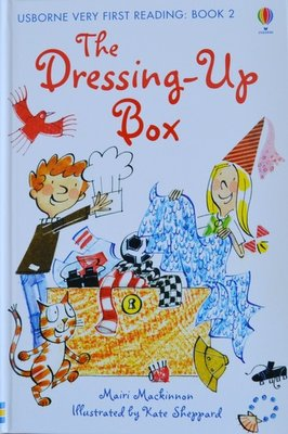Book 2: The Dressing-Up Box - Usborne Very First Reading
