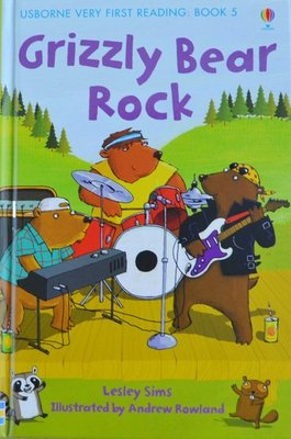 Book 5: Grizzly Bear Rock - Usborne Very First Reading