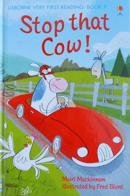 Book 7: Stop that Cow! - Usborne Very First Reading