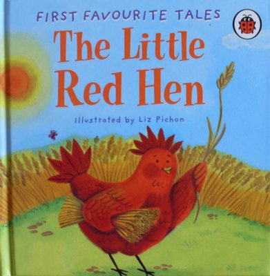 The Little Red Hen - Ronne Randall