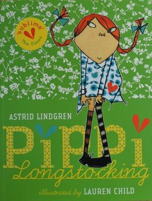 Pippi Longstocking - Astrid Lindgren