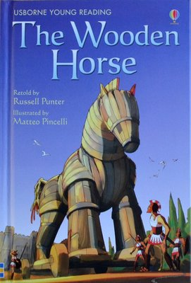 Series 1: The Wooden Horse - Usborne Young Reading