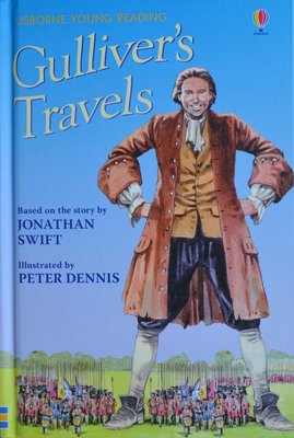Series 2: Gulliver's Travels - Usborne Young Reading