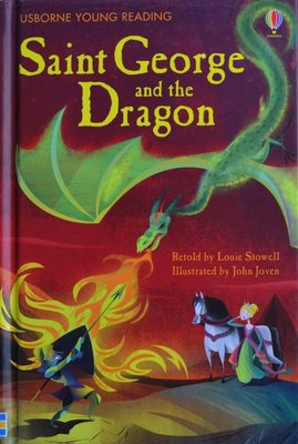 Series 1: Saint George and the Dragon - Usborne Young Reading