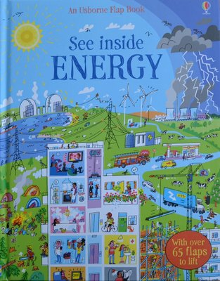 See Inside Energy - Usborne Flap Book