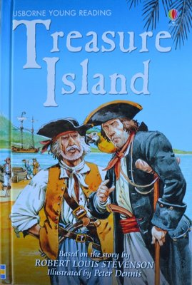 Series 2: Treasure Island - Usborne Young Reading